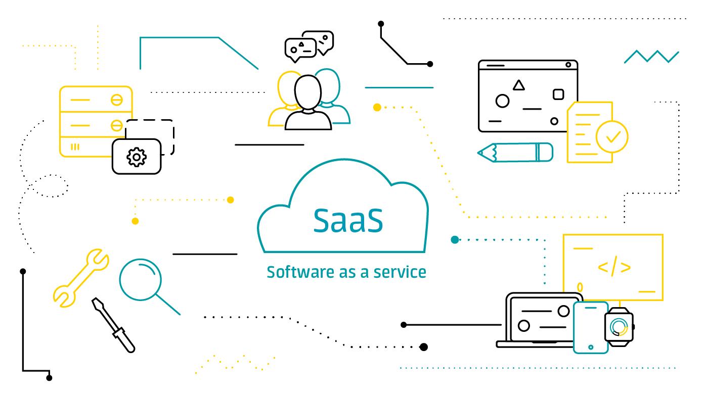 البرمجيات كخدمة Saas
