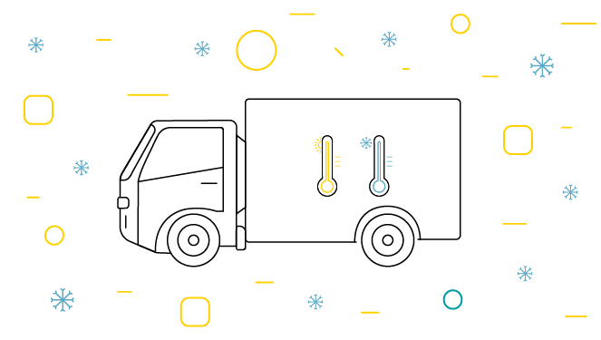 Cold Chain Monitoring in Times of IoT