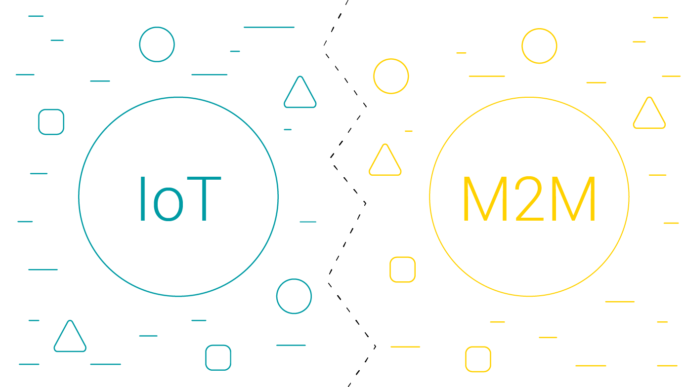 IoT vs M2M — What is the Difference?