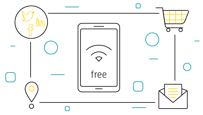 Free Wi-Fi Can Turn Visitors Into Customers