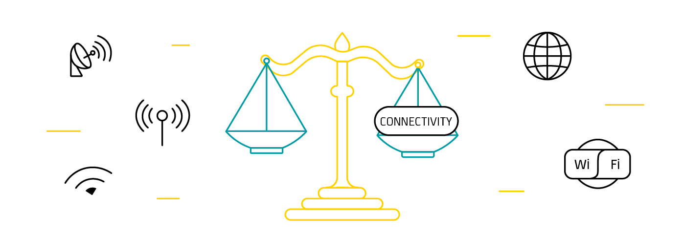 Why is the selection of the right IoT connectivity option so important?