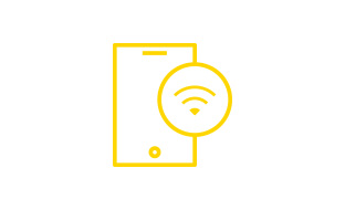 Through Linkyfi captive portal you can grant visitors a WiFi access.