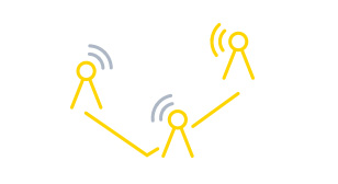 Linkyfi Location Engine can detect the presence of WiFi-equipped devices.